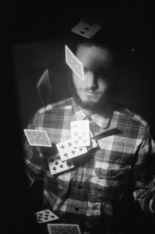 Jesse Bader Portrait