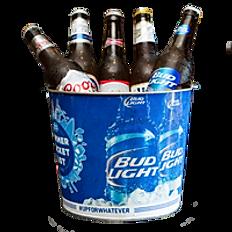 $14.50 Buckets of Domestic Beer
