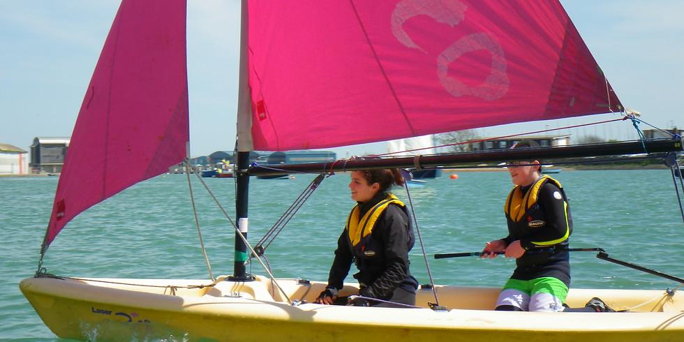Sailing Taster Day (1)