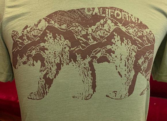 California Bear Tee