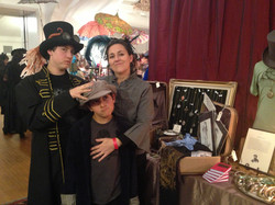R9's Booth at the Edwardian Ball