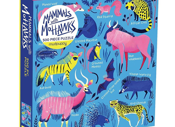 Mammals With Mohawks
