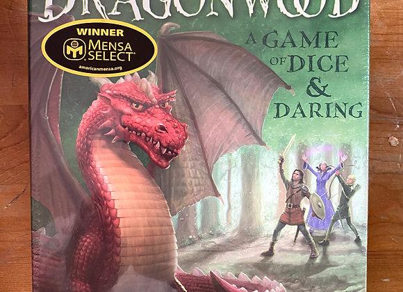 Dragonwood: A Game of Dice & Daring