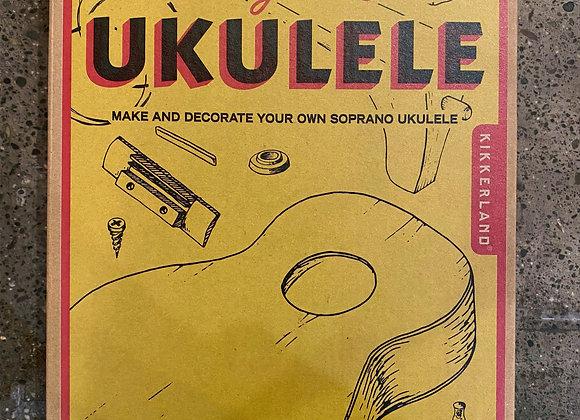 Make Your Own Ukulele