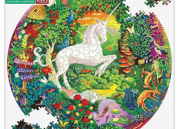 Unicorn Garden 500 Piece Puzzle