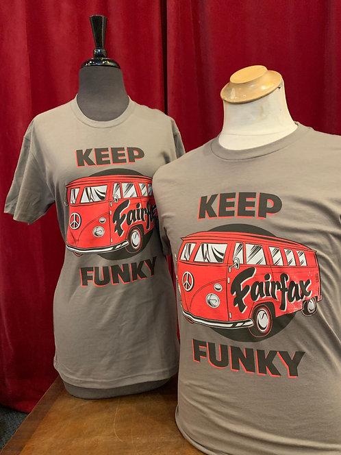 Keep Fairfax Funky T-Shirt