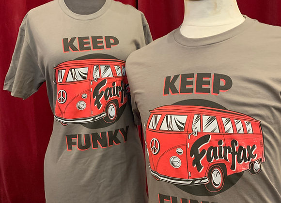 Keep Fairfax Funky T-Shirt