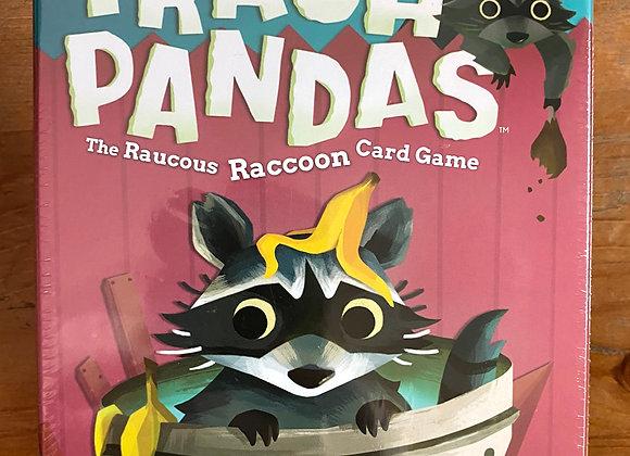 Trash Pandas: The Raucous Raccoon Card Game
