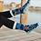 Thumbnail: Woven Pear Crew Socks