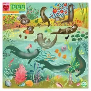 Otter 1000 Piece Puzzle