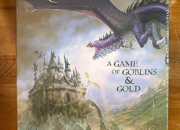Dragonrealm: A Game of Goblins & Gold