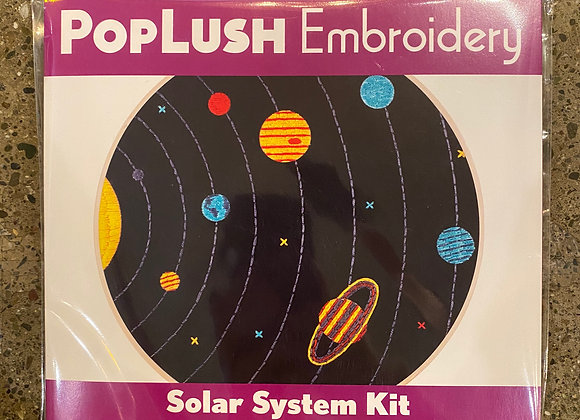 Large Embroidery Kits
