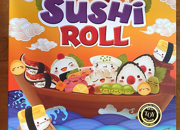 Sushi Roll: The Sushi Go! Dice Game
