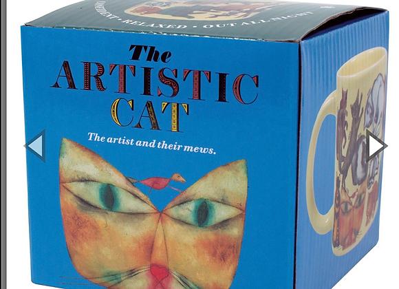 Artistic Cats Mug