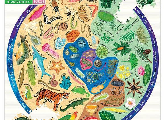 Biodiversity 500 Piece Puzzle