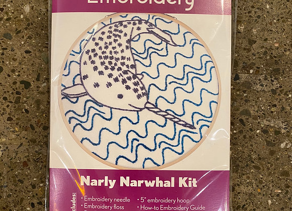 Small Embroidery Kits