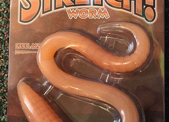 Mega Stretchy Earthworm
