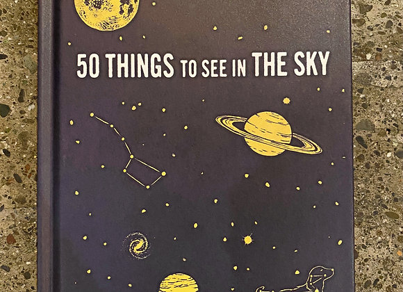50 Things to See in the Sky