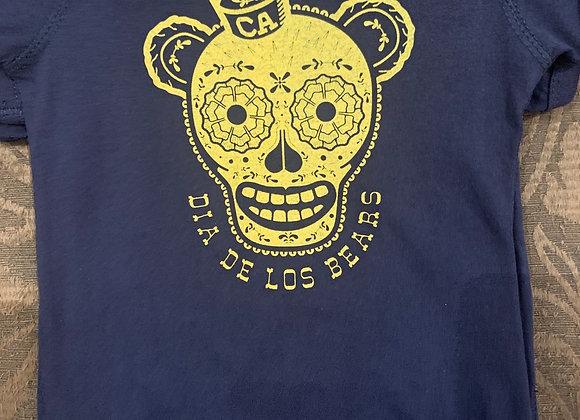 Dia De LOS Bears! CAL pride baby onesie