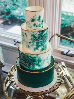 """Emerald watercolor fern"" | Linwood Estate"