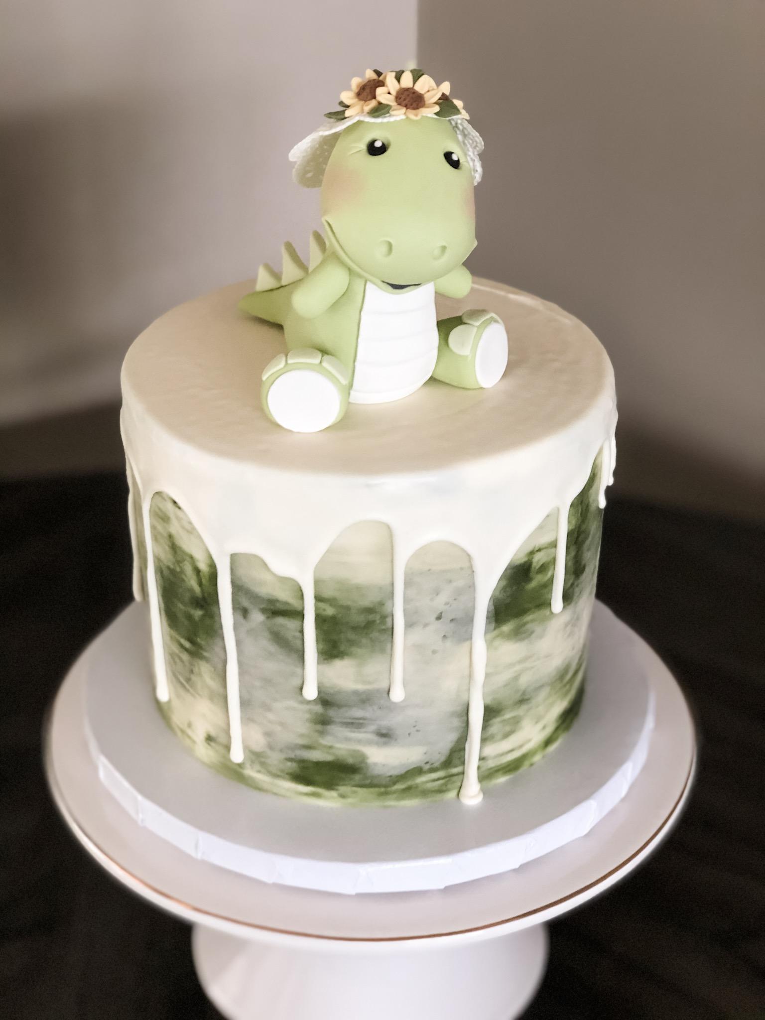 BacheloREX party cake