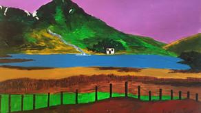 'Around Every Corner', Ballachulish, Scotland   Original.