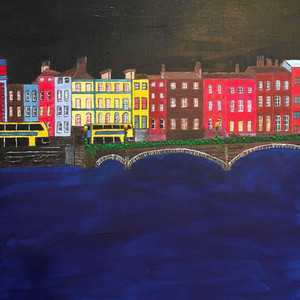 River Liffey | SOLD