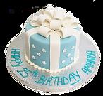 custom cake fondant large bow