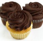 cupcakes chocolate buttercream