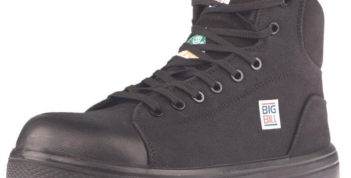 Chaussure De Sécurité Duraflex 6'' Sans Metal BB2140 noir BIgBIll