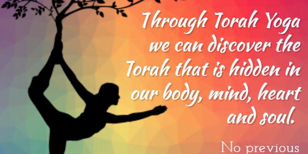 A Taste of Torah Yoga