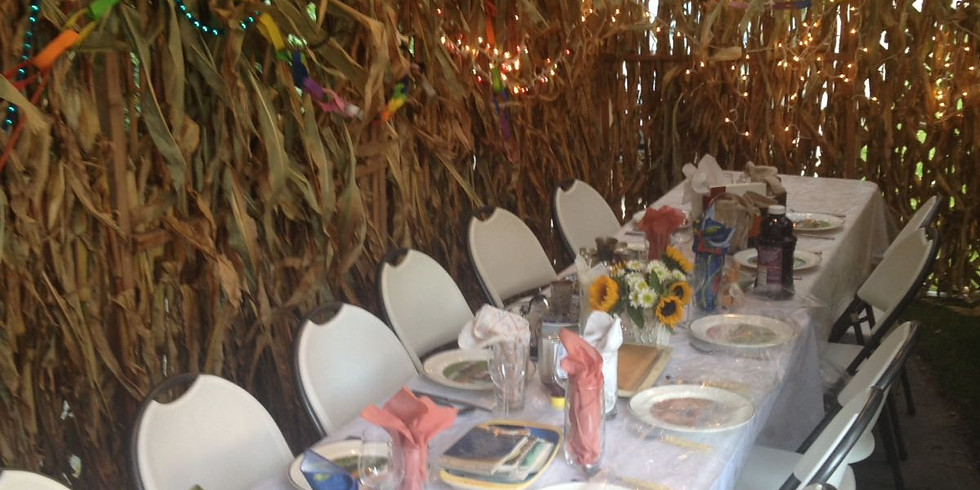 Drop in Sukkah party