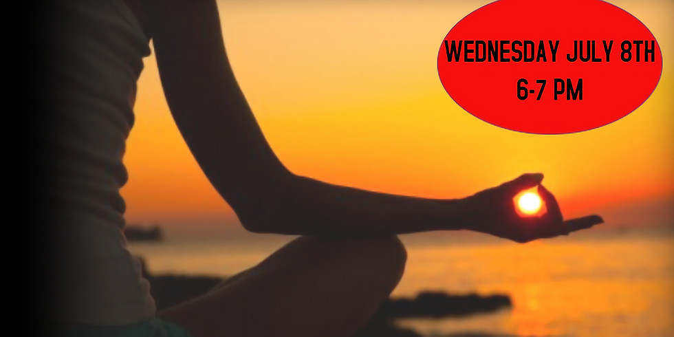 Meditation  and Stress Relief Workshop with Felice Winograd POSTPONED. New date coming soon.