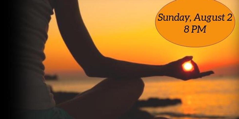 Stress Reduction and Meditation Workshop