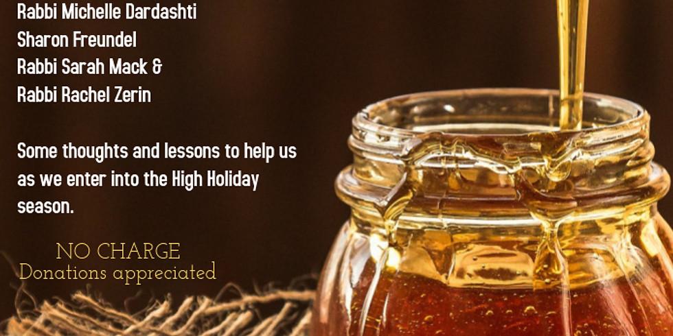 Rosh Hashana Messages