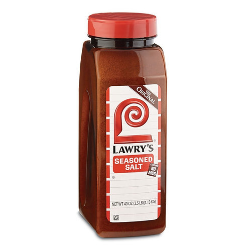 Lawrys Original Seasoned Salt 1.13kg