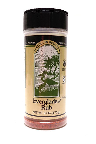 Everglades Rub Seasoning 170g