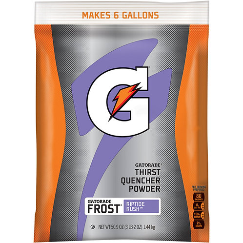 Gatorade Thirst Quencher Powder - Riptide Rush - 1.44KG - 22.7 Litres