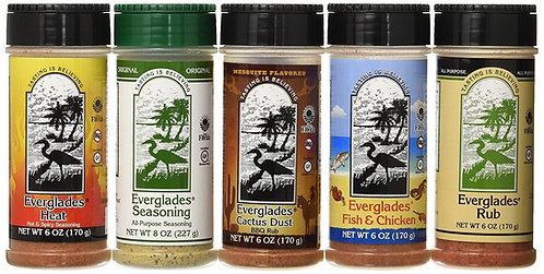 Everglades Seasoning Sampler - Gift Pack