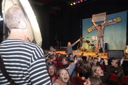 Oldenburger Kindermusikfestival macht Schule 2014 - Nordenham - credit Kreiszeitung Wesermarsch, Mil
