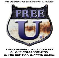 FREE UNIVERSITY LOGO