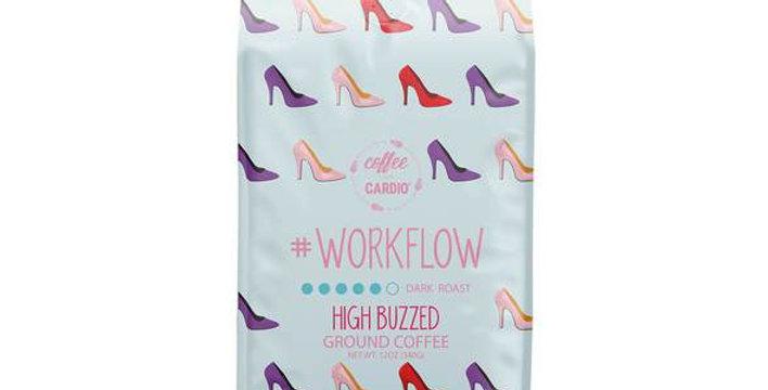Workflow- High Buzzed Coffee