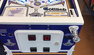 Custom St Louis Blues Pinball