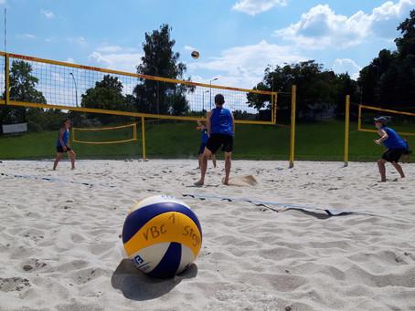 FUN – Beachvolleyball Sommercamp 2021