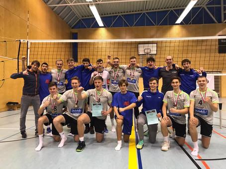 U20 holt in Wels mit der SG Steyr-Enns den Landesmeistertitel