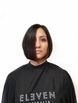 Bob Haircut with Asymmetry