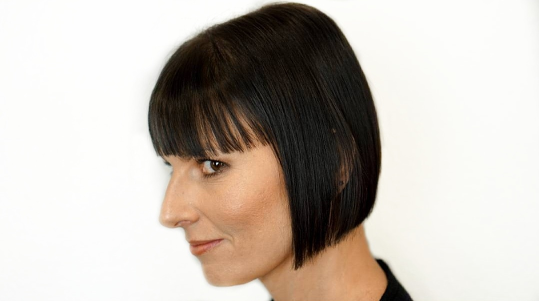 Square Bob Haircut