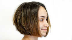 Graduated Bob Haircut with Layers