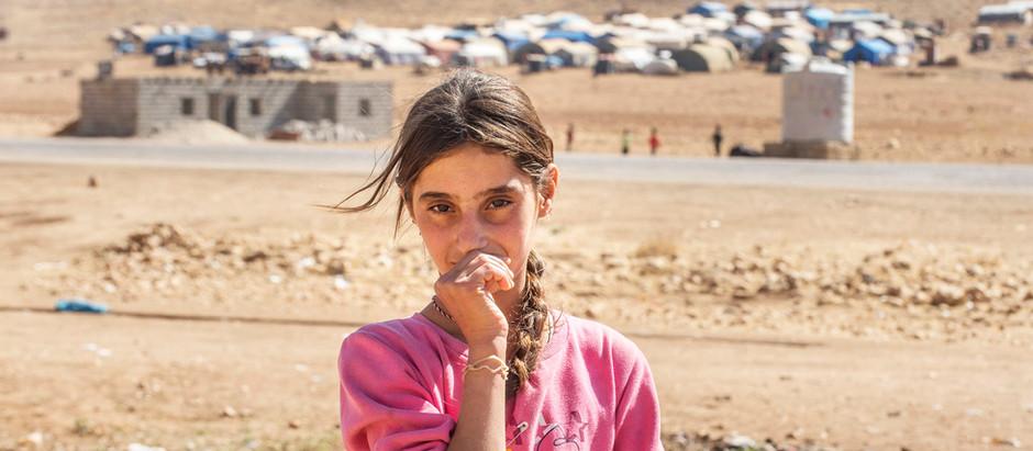 Fordømmelse af folkemord giver yezidier oprejsning
