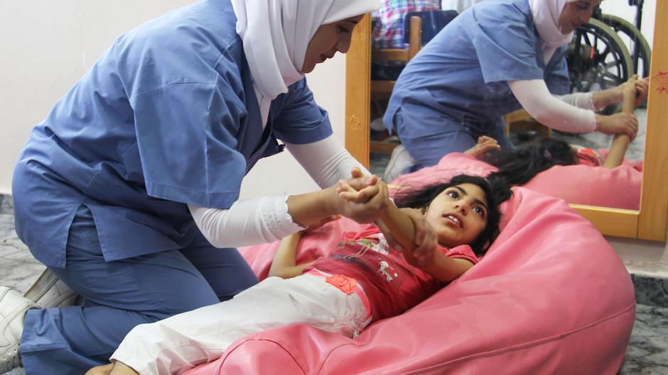 Danskstøttet handicapcenter gavner hele Vestbredden